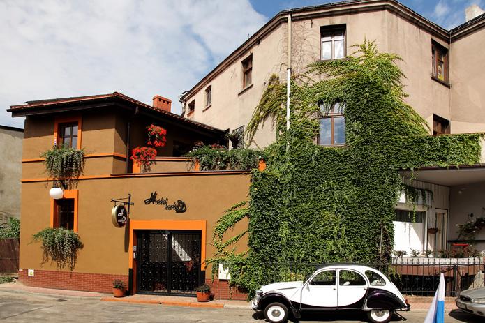 Hostel Sarbod Krotoszyn