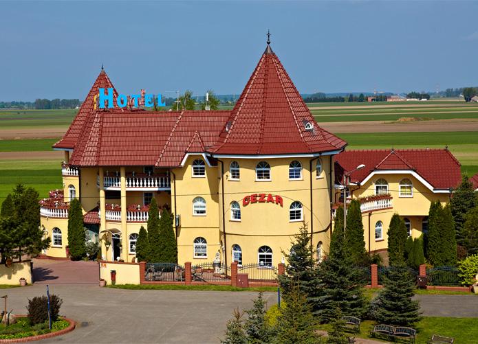 Hotel Ceraz Koszuty