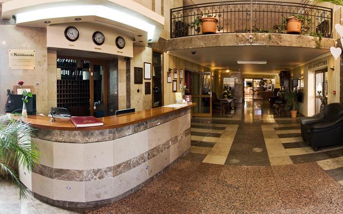 Hotel Kosmowski Września