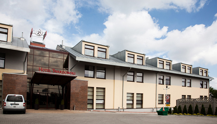 Hotel Twardowski Poznań foto