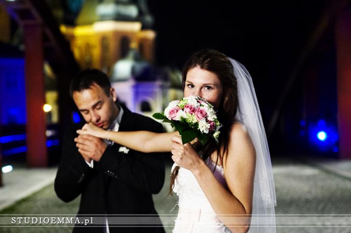 Ślubne Sesje Nocne