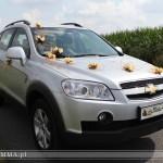 Samochód do Ślubu Września