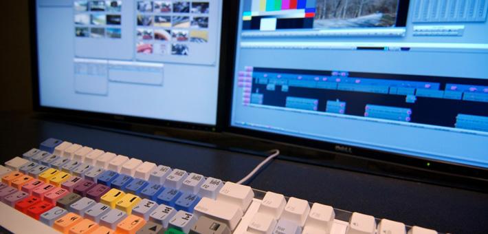Postprodukcja filmów